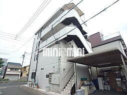 ハートイン平田[4階]の外観