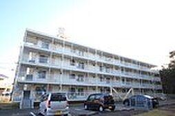 ビレッジハウス古賀 2号棟[2階]の外観