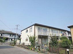 静岡県駿東郡清水町湯川の賃貸アパートの外観