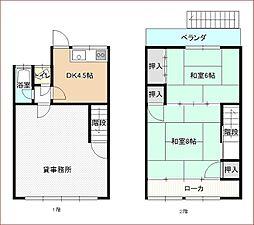 ヒラタ産業貸事務所(住宅付) 東5