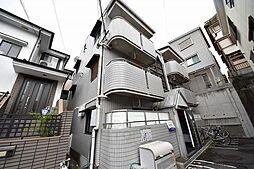 大阪府吹田市千里山月が丘の賃貸マンションの外観