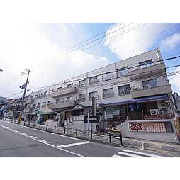 奈良県奈良市中山町西の賃貸マンションの外観