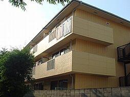 ゆりファースト[1階]の外観