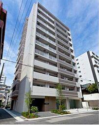 東京都墨田区緑1丁目の賃貸マンションの外観