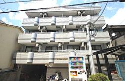 大阪府豊中市服部南町3丁目の賃貸マンションの外観