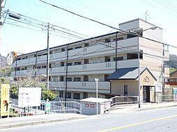 日吉マンション[1階]の外観