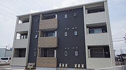 E・泉田道[3階]の外観