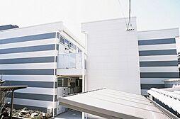 レオパレスイン京都[1階]の外観