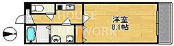 (仮称)上京区北玄蕃町共同住宅[204号室号室]の間取り