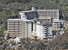 建物全景写真