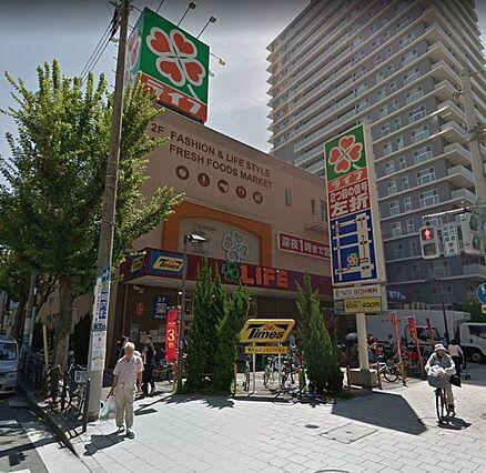 ライフ天神橋店...
