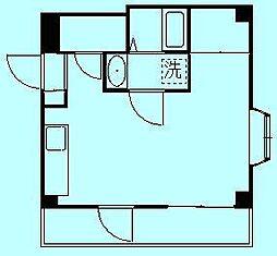 ニューフォレスト[2階]の間取り