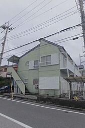 第二福田ハイツ[101号室]の外観