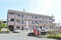 京都府八幡市橋本東刈又の賃貸マンションの外観
