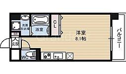ドリームネオポリス鶴見3[5階]の間取り