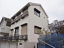サンパレス大和田3番館[1階]の外観