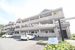 岡山県岡山市南区藤田丁目なしの賃貸マンションの外観