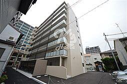 兵庫県神戸市長田区庄田町3丁目の賃貸マンションの外観