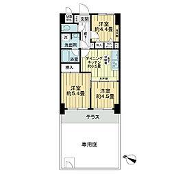 スポーツセンター駅 7.4万円