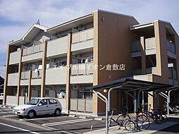 岡山県倉敷市上富井丁目なしの賃貸マンションの外観