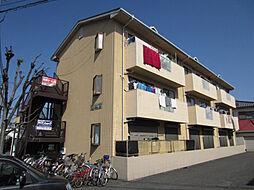 フローラル21 B棟[3階]の外観