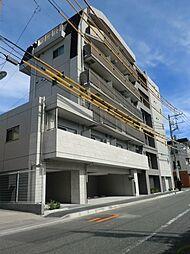 東京都大田区西蒲田3丁目の賃貸マンションの外観