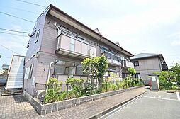福岡県春日市惣利1丁目の賃貸アパートの外観