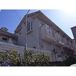 奈良県生駒市東菜畑1丁目の賃貸アパートの外観