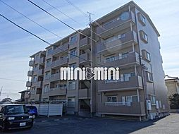 平松マンションII[3階]の外観