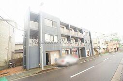 神奈川県海老名市中央1丁目の賃貸マンションの外観