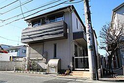 オークコート武蔵小金井[1階]の外観