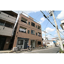 兵庫県神戸市長田区四番町3丁目の賃貸マンションの外観