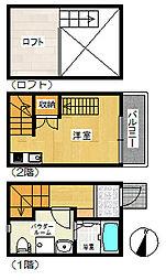 (仮称)アースクエイク鯏浦B棟[103号室号室]の間取り