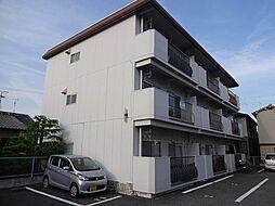 浅野マンション[2階]の外観