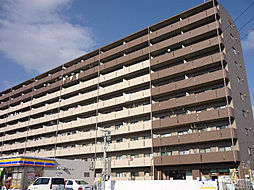 三重県四日市市大字末永の賃貸マンションの外観