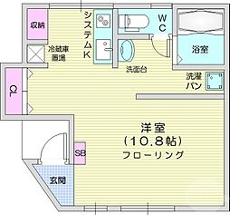 北仙台駅 5.3万円