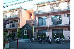 京都府京都市右京区太秦馬塚町の賃貸マンションの外観