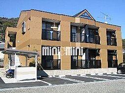 静岡県焼津市石脇上の賃貸マンションの外観