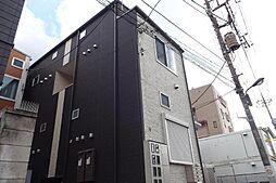 東京都足立区千住旭町1丁目の賃貸アパートの外観