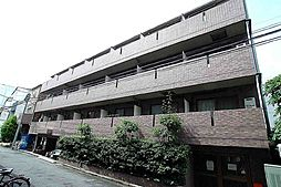 ステージファースト東麻布[3階]の外観