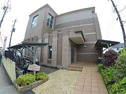 兵庫県宝塚市野上2丁目の賃貸マンションの外観