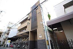 フラッティ京都御所北[110号室号室]の外観