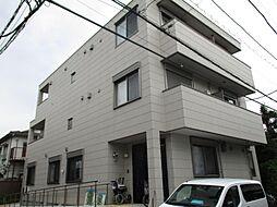 東京都北区豊島8丁目の賃貸マンションの外観