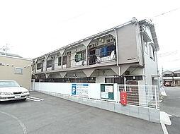 兵庫県神戸市垂水区泉が丘2丁目の賃貸アパートの外観