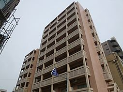 ハーティー上本町[9階]の外観