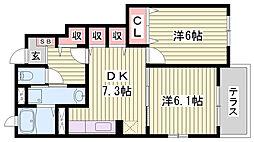 大塩駅 5.0万円