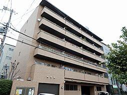 ヒルサイド四天王寺東[2階]の外観