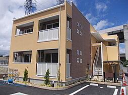 大阪府和泉市万町の賃貸アパートの外観