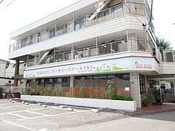 コーポさわ[2階]の外観