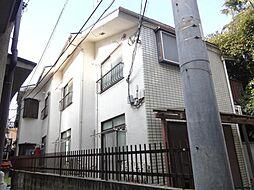 東京都北区赤羽北1の賃貸アパートの外観